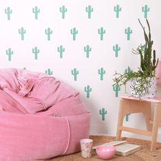 Planche de stickers Cactus (medium) - Love Mae
