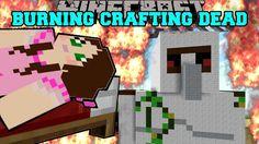 [Popularmmos - Minecraft ] BURNING CRAFTING DEAD! HONEY BOO BOO, CARTER,...