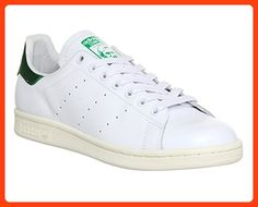 Trendiger Damen Sneaker mit Plateau Sohle weiß 38