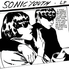 "Sonic Youth - ""Goo"""