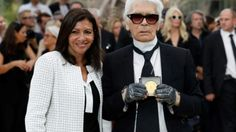Flash - Fashion's 'kaiser' Karl Lagerfeld crowned king of Paris - France 24