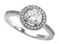 Zoe R(tm) 925 Sterling Silver Micro Pave Hand Set Cubic Zirconia (CZ) Round Engagement Ring Zoe R. $39.99. Free High End Jewerly Box and Gift Packaging; Certificate of Authenticity Included with this item; Guaranteed Authentic from the Zoe R designer line; Free Lifetime Warranty exclusively offered by Finejewelers