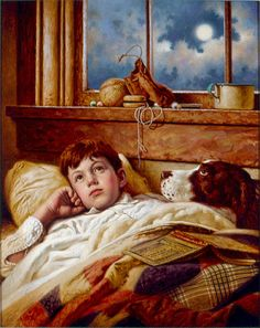 """When I Grow Up"" -- by Jim Daly (1940, American)"