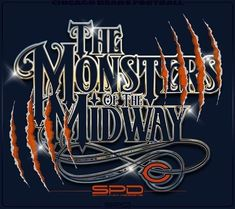 Monsters of the Midway Chicago Bears Super Bowl, Nfl Chicago Bears, Bears Football, Chicago Bears Wallpaper, Bear Wallpaper, Chicago Bears Pictures, Ganja Love, Cubs Team, Walter Payton