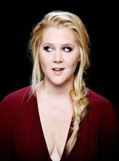 Amy Schumer (Photo: Emily Shur for The New York Times)