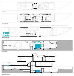 'seacliff house' by chris elliott architects, sydney, australia