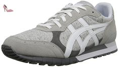 Onitsuka Tiger by Asics Colorado Eighty-Five Toile Baskets, Soft Grey-White, 40.5 EU - Chaussures onitsuka tiger by asics (*Partner-Link)