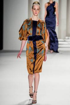 Carolina Herrera Fall 2014 Ready-to-Wear Fashion Show