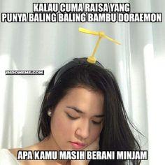 Kalau cuma Raisa yang punya baling-baling bambu - #Meme - http://www.indomeme.com/meme/kalau-cuma-raisa-yang-punya-baling-baling-bambu/