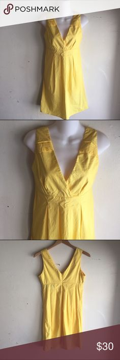 Sun Dress Yellow dress from Tex by Max Azria. Lightweight and ideal for summer. Perfect condition. #FB026 Tex by Max Azria  Dresses Maxi