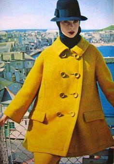 Jean Shrimpton photo Otto storch 1967