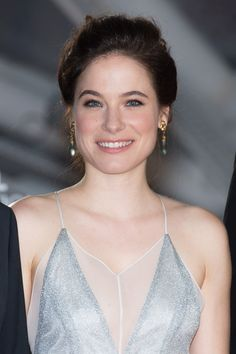 Olga Kurylenco Photos - Caroline Dhavernas attends the tribute to Canadian cinema during the Marrakech International Film Festival on December 2015 in Marrakech, Morocco. Caroline Dhavernas, Hannibal Cast, Belleza Natural, International Film Festival, Girl Crushes, Beautiful People, Beautiful Women, Party Wear, Camisole Top
