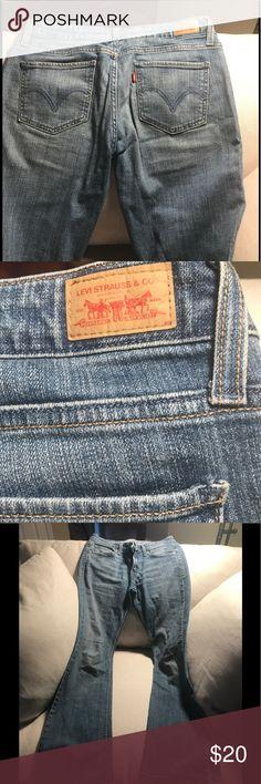 Levi's Super low 518's. Excellent condition!! Levi's Jeans