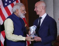 In 2014, Bezos had invested $2 billion in India in order to gain a foothold in the Indian market and catch up to local rivals Flipkart and Snapdeal.