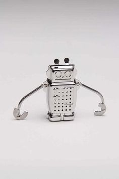 Oh snap! Robot Tea Infuser