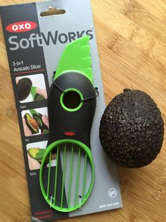"""Avocados are superfoods! I love this little tool! On clearance at Kroger for $1.69! """"I go shopping so you don't have to!"""""""