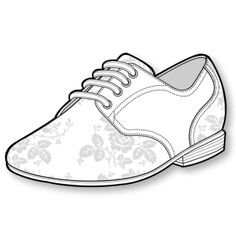 S/S 15 Design Direction: Girls' Footwear Key Items - Fabric-Mix Derby