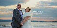Beach wedding | Miramar Hotel | Lewisbrownphotography