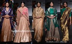 LFW Winter/Festive 2014: Sanjay Garg - High Heel Confidential