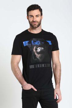 t-shirt girocollo in jersey - sonnybono.com