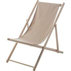 Chilienne de jardin en tissu Lola gris doré Outdoor Chairs, Outdoor Furniture, Outdoor Decor, Butterfly Chair, Leroy Merlin, Folding Chair, Home Decor, Berry, Products