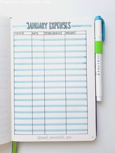 January 2019 expense tracker for your bullet journal! January 2019 expense tracker for your bullet journal! Bullet Journal Expenses, Bullet Journal Spending Tracker, Planner Bullet Journal, January Bullet Journal, Bullet Journal Tracker, Bullet Journal Notebook, Bullet Journal Spread, Bullet Journal Layout, Bujo