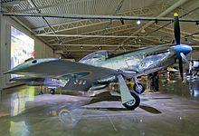 North American P-51 Mustang - Wikipedia, the free encyclopedia