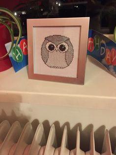 Geborduurd / embroidery