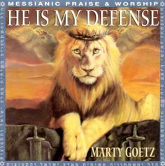 Messianic Jewish Musician Marty Goetz delivers a powerful Praise and Worship CD. He Is My Defense (Psalm Lamb Of God (John Rev Gen Ana Adonai (Psalm Matthew Blessed Is The Man (Psalm Who Has Believed (Isaiah Hebrew Chant O Lord Our Lord (Psalm Hebrews 8 Psalm 62, Isaiah 61, Lion Quotes, Lion And Lamb, Tribe Of Judah, Miracle Prayer, Spiritual Warfare, King Of Kings, Praise And Worship