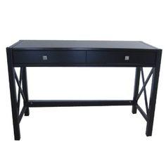 Delano Desk - Antique Black