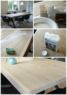 Sådan giver du den rigtige behandling på et plankebord, køkkenbord og rundt om vasken