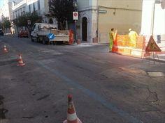 Viabilità: divieti al traffico veicolare in alcune vie cittadine #Andria