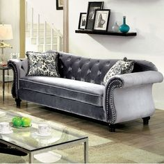 House of Hampton Tabitha Sofa | Wayfair