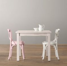 Café Square Play Table | Playroom | Restoration Hardware Baby & Child