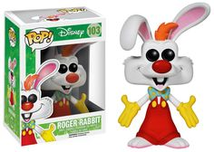 Pop! Disney: Roger Rabbit - Roger Rabbit