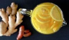 Buvez cette boisson tous les matins pour brûler la graisse du ventre en 20 jours!