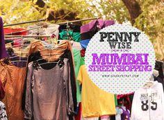 Mumbai street shopping guide , india , flea market , thrifting