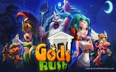 Gods Rush v1.1.18 MOD Apk [Unlimited Energy]