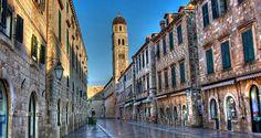Amanecer en Dubrovnik