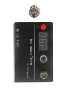 OHM TESTER WITH BATTERY INCLUDED