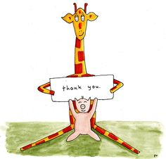 All good things come to an end | Motivating Giraffe