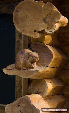"""ИДЕИ ДЛЯ ДЕРЕВЯННОГО ДОМА - """"DesignLogHome-Studio""""-индивидуальное проектирование деревянных рубленных домов и бань."""