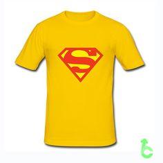 Cheap Superman Symbol T-Shirt