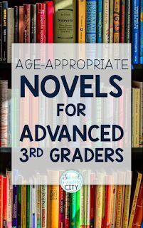 Age-Appropriate Books for Advanced Third Grade Readers - School and the City Kids Reading, Guided Reading, Teaching Reading, Reading Games, Reading Response, Learning, Reading Lists, Third Grade Books, Third Grade Reading