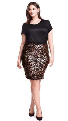 NYE Skirt