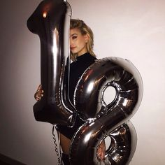 Hailey on her 18th bday