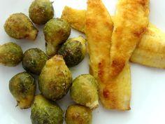 K rybě či masu nemusíte podávat jen brambory či kaši a nich. Zdravější volbou je zelenina. Třeba tyhle kapustičky jsou skvostné ... Sprouts, Vegetables, Fit, Recipes, Shape, Vegetable Recipes, Ripped Recipes, Cooking Recipes