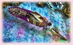 pluma magica