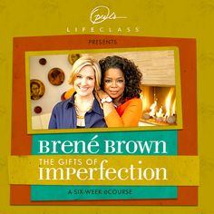 Brene Brown e-class- Starts Jan 12! (you can buy registration as a gift!)