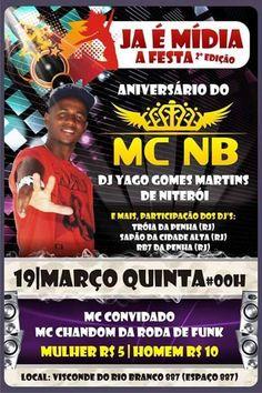 MC NB DIVULGAÇÃO JA É MIDIA A FESTA...